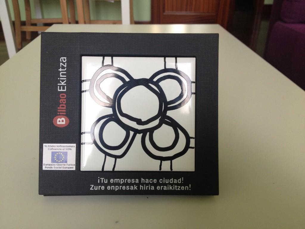 Premio Baldosa de Bilbao al emprendimiento
